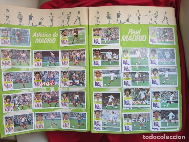 Álbum de fútbol completo: ALBUM COMPLETO CAMPEONATO DE LIGA 82-83. EDICIONES ESTE - Foto 6 - 148023274