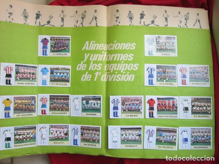 Álbum de fútbol completo: ALBUM COMPLETO CAMPEONATO DE LIGA 82-83. EDICIONES ESTE - Foto 8 - 148023274