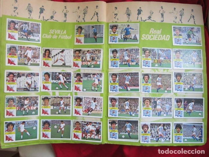 Álbum de fútbol completo: ALBUM COMPLETO CAMPEONATO DE LIGA 82-83. EDICIONES ESTE - Foto 11 - 148023274