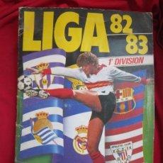 Álbum de fútbol completo: ALBUM COMPLETO CAMPEONATO DE LIGA 82-83. EDICIONES ESTE. Lote 148023274