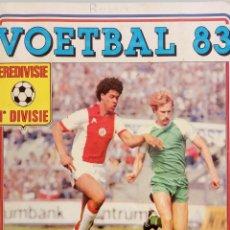 Álbum de fútbol completo: ALBUM PANINI. - VOETBAL 83 - #. Lote 145969994