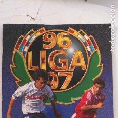 Álbum de fútbol completo: ALBUM FUTBOL , LIGA 96-97 , 1996 -19 97 , EDICIONES ESTE , 565 CREO QUE COMPLETO LEER. Lote 148152866