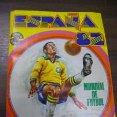 Álbum de fútbol completo: ALBUM COMPLETO. ESPAÑA 82. MUNDIAL DE FUTBOL. EDITORIAL FHER. PERFECTO ESTADO. VER FOTOS.. Lote 148165810