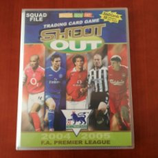 Álbum de fútbol completo: MAGIC BOX INT.SHOOT OUT 2004-2005 PREMIER LEAGUE. Lote 148523592