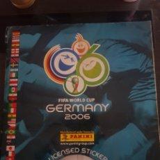 Álbum de fútbol completo: ÁLBUM FUTBOL GERMANY 2006 MUNDIAL DE ALEMANIA. Lote 148797834