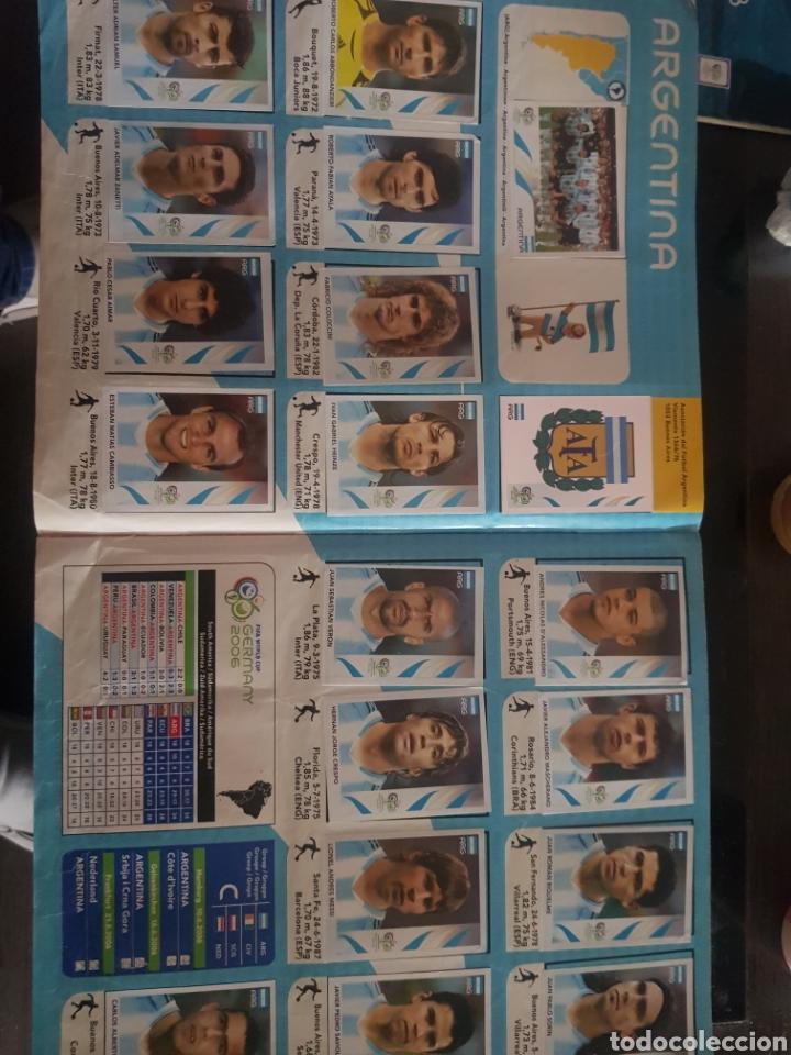 Álbum de fútbol completo: Álbum Futbol Germany 2006 Mundial de Alemania - Foto 3 - 148797834