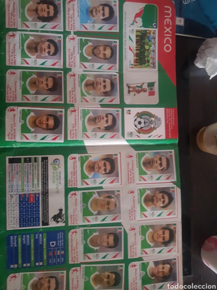 Álbum de fútbol completo: Álbum Futbol Germany 2006 Mundial de Alemania - Foto 4 - 148797834