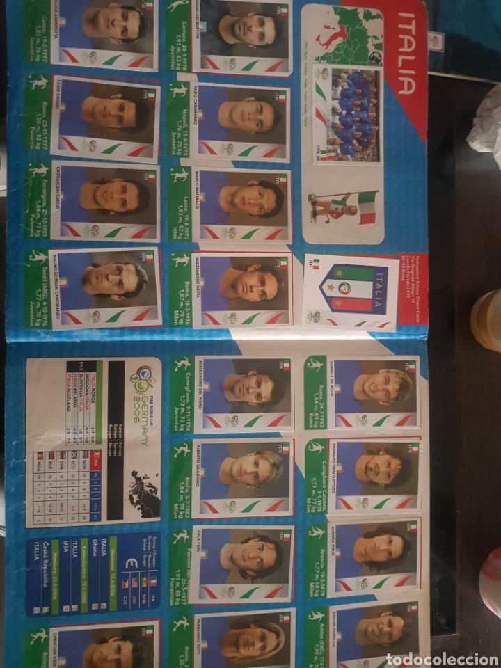 Álbum de fútbol completo: Álbum Futbol Germany 2006 Mundial de Alemania - Foto 5 - 148797834
