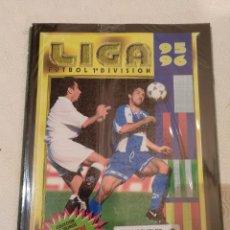 Álbum de fútbol completo: ALBUM FACSIMIL ESTE 95-96. 1995 1996. SIN USO Y PRECINTADO.. Lote 149747154