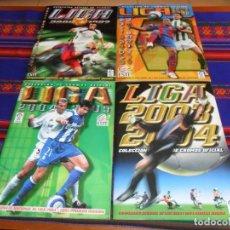 Álbum de fútbol completo: ESTE LIGA COMPLETO 2003 2004 03 04 Y 2004 2005 04 05. BUEN ESTADO.. Lote 194704116