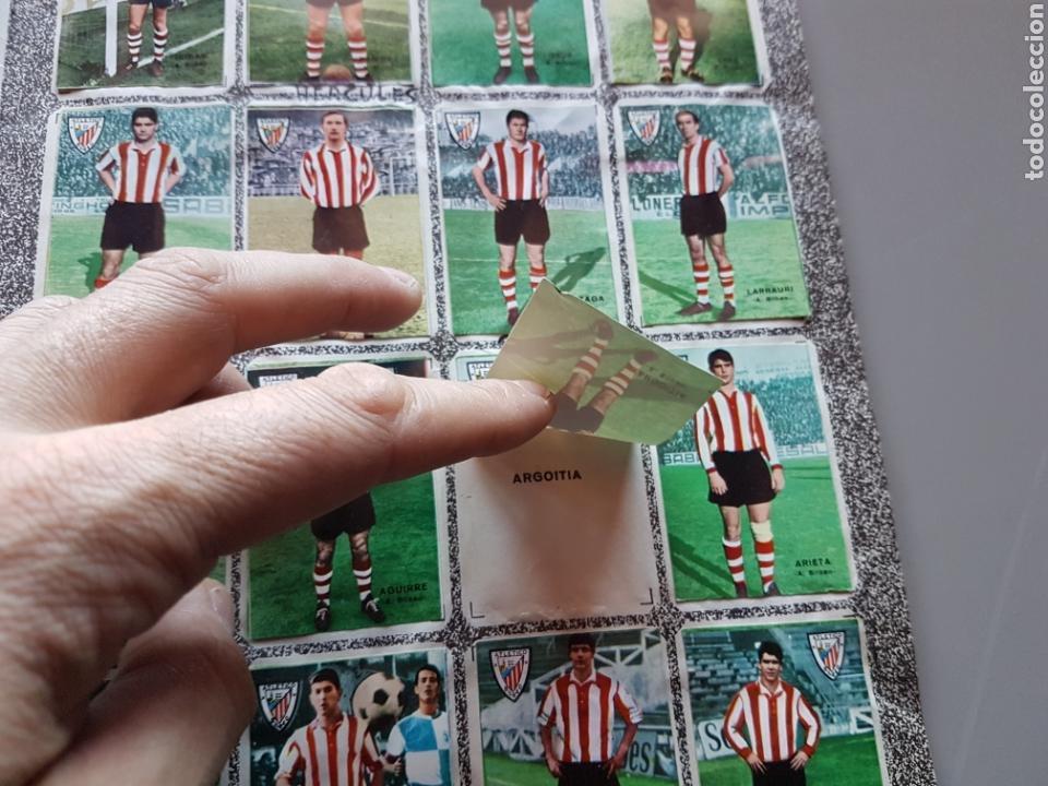 Álbum de fútbol completo: ALBUM COMPLETO JOYA LIGA FHER DISGRA 67 68 1967 1968 CON 15 DOBLES Y TODOS LOS ESCUDOS - Foto 3 - 151484452