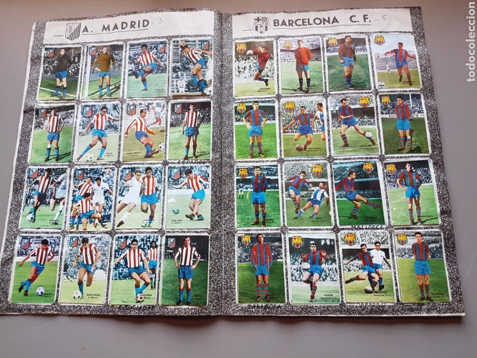 Álbum de fútbol completo: ALBUM COMPLETO JOYA LIGA FHER DISGRA 67 68 1967 1968 CON 15 DOBLES Y TODOS LOS ESCUDOS - Foto 4 - 151484452