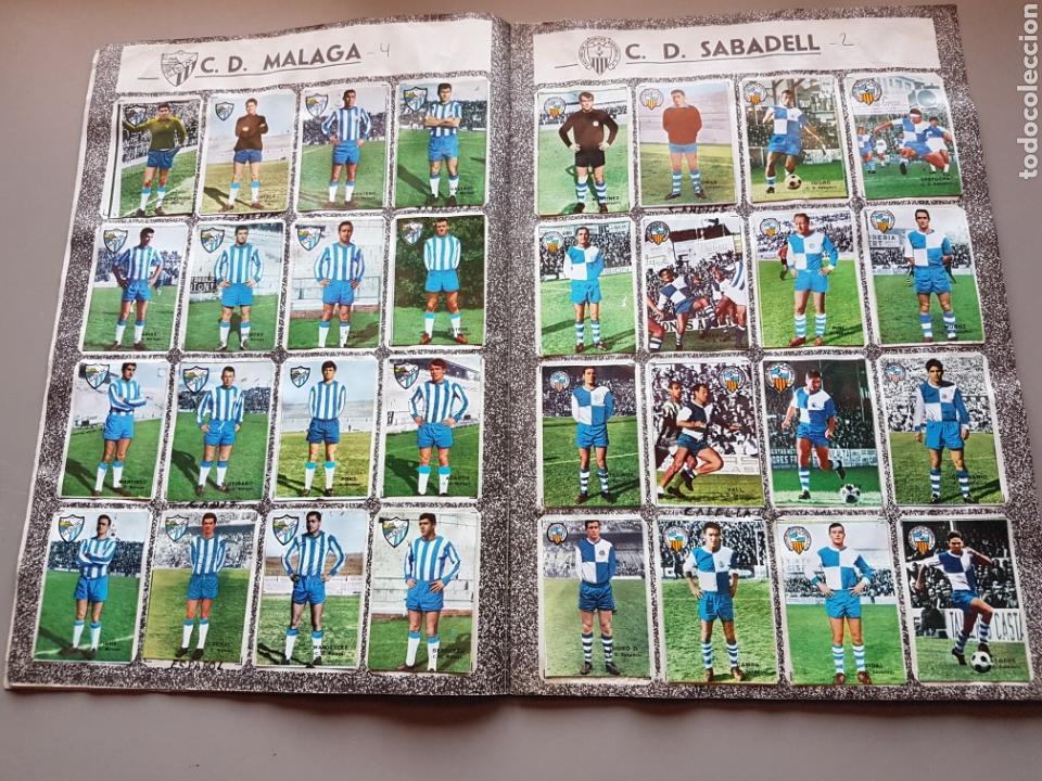 Álbum de fútbol completo: ALBUM COMPLETO JOYA LIGA FHER DISGRA 67 68 1967 1968 CON 15 DOBLES Y TODOS LOS ESCUDOS - Foto 5 - 151484452