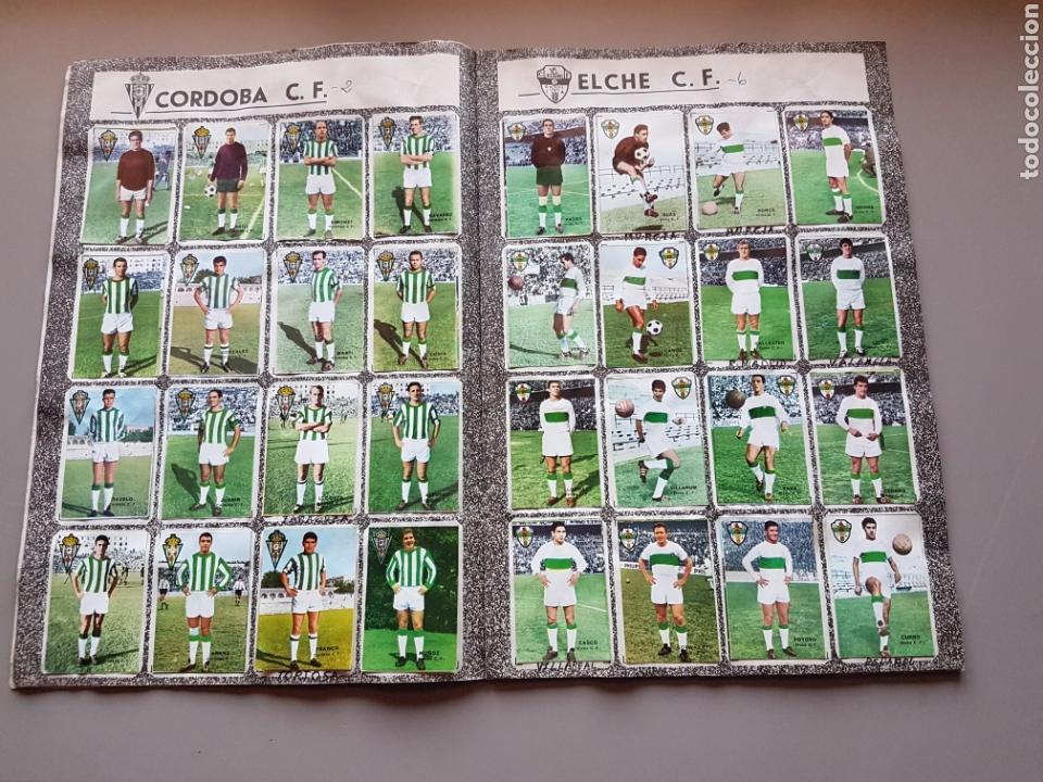 Álbum de fútbol completo: ALBUM COMPLETO JOYA LIGA FHER DISGRA 67 68 1967 1968 CON 15 DOBLES Y TODOS LOS ESCUDOS - Foto 6 - 151484452