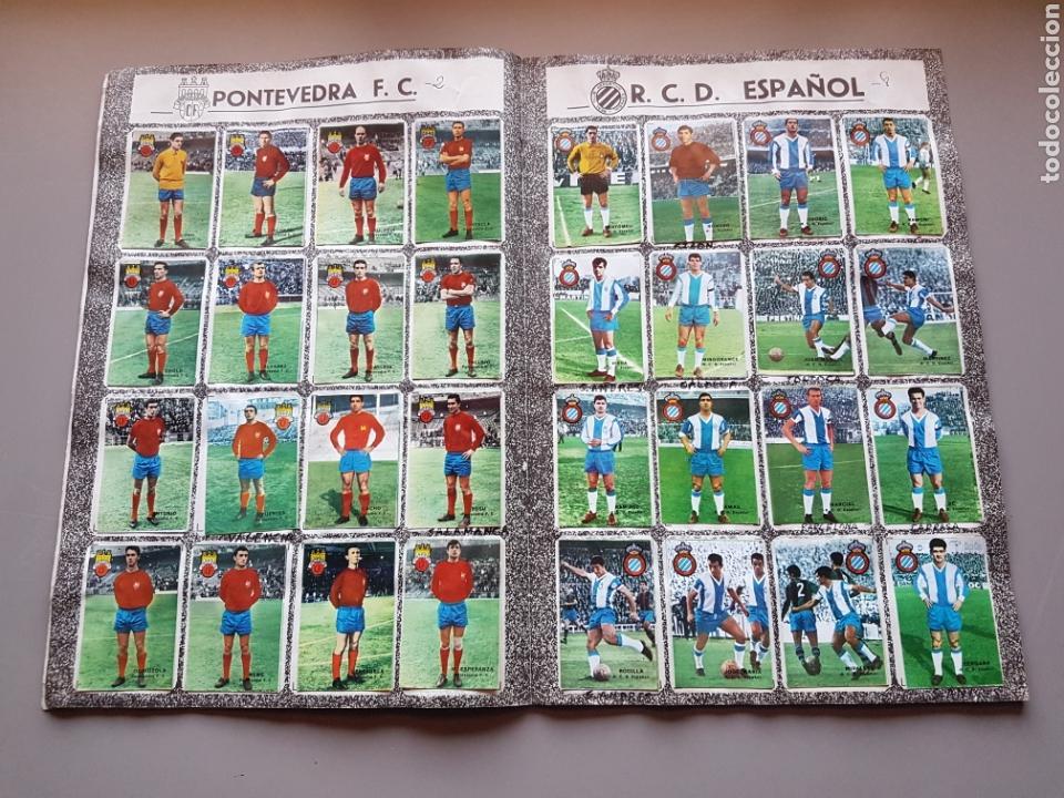 Álbum de fútbol completo: ALBUM COMPLETO JOYA LIGA FHER DISGRA 67 68 1967 1968 CON 15 DOBLES Y TODOS LOS ESCUDOS - Foto 7 - 151484452
