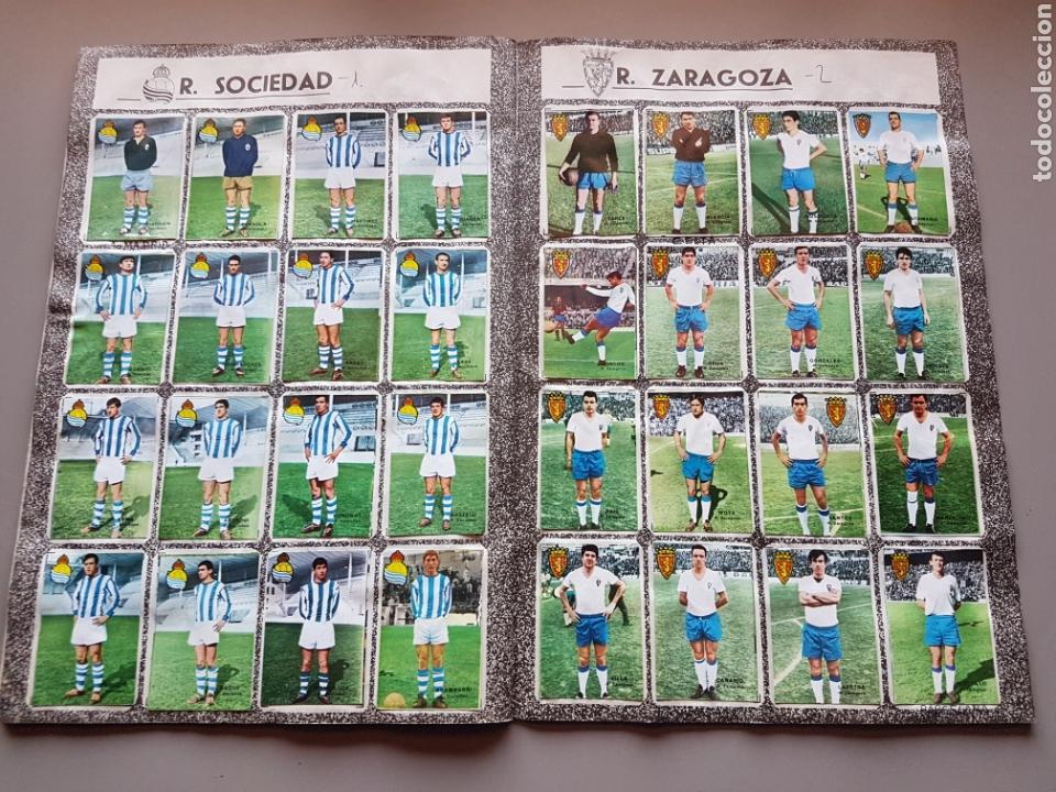 Álbum de fútbol completo: ALBUM COMPLETO JOYA LIGA FHER DISGRA 67 68 1967 1968 CON 15 DOBLES Y TODOS LOS ESCUDOS - Foto 9 - 151484452