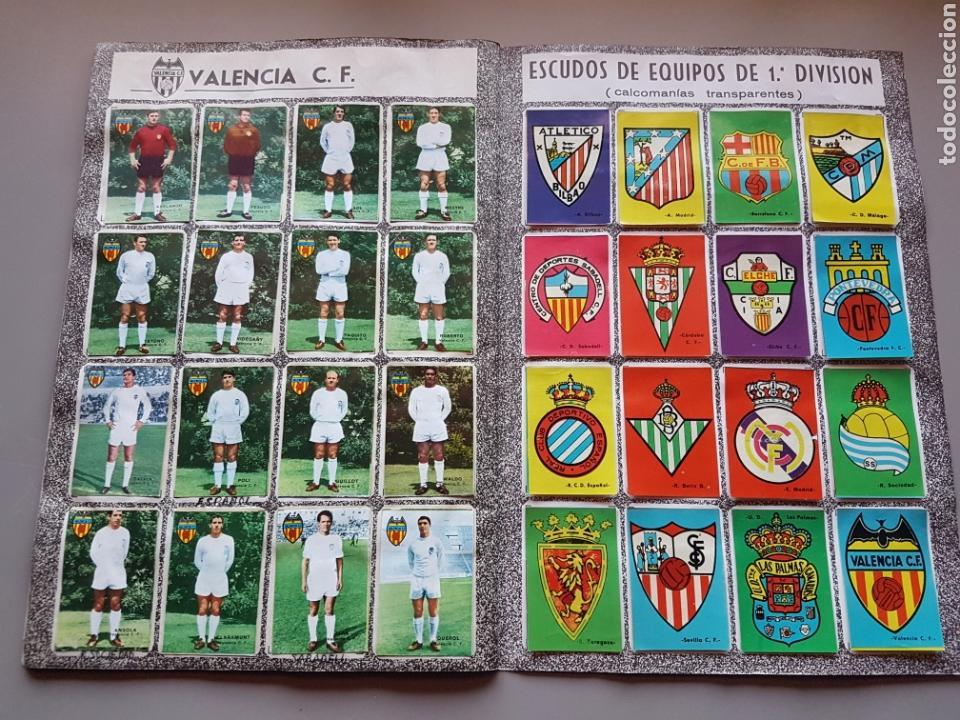 Álbum de fútbol completo: ALBUM COMPLETO JOYA LIGA FHER DISGRA 67 68 1967 1968 CON 15 DOBLES Y TODOS LOS ESCUDOS - Foto 11 - 151484452