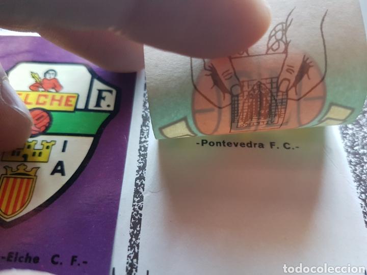 Álbum de fútbol completo: ALBUM COMPLETO JOYA LIGA FHER DISGRA 67 68 1967 1968 CON 15 DOBLES Y TODOS LOS ESCUDOS - Foto 12 - 151484452