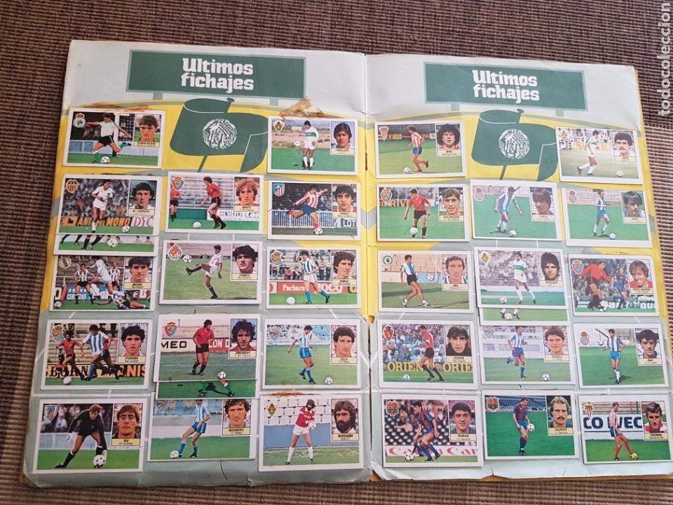 Álbum de fútbol completo: ÁLBUM COMPLETO LIGA ESTE 84 85 1984 1985 CON FRANCIS, SALVA, ADRIANO, BUYO, PATON Y DIFICILES LEER - Foto 24 - 105575507