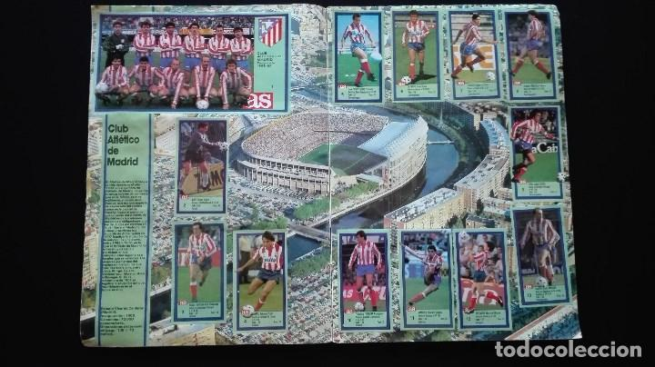 Álbum de fútbol completo: ALBUM CROMOS LIGA 89-90 - Foto 3 - 151609346