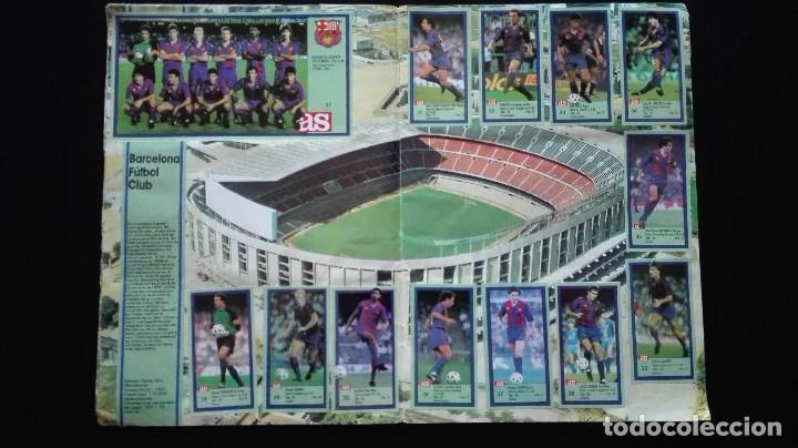 Álbum de fútbol completo: ALBUM CROMOS LIGA 89-90 - Foto 5 - 151609346