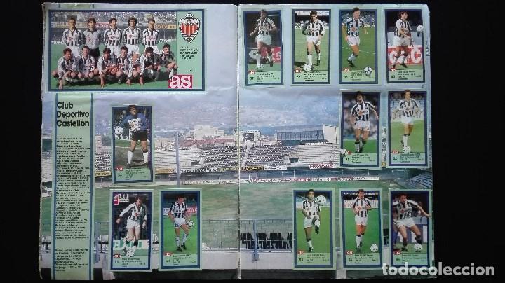 Álbum de fútbol completo: ALBUM CROMOS LIGA 89-90 - Foto 7 - 151609346