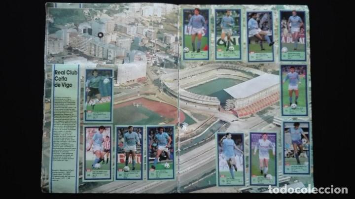 Álbum de fútbol completo: ALBUM CROMOS LIGA 89-90 - Foto 8 - 151609346