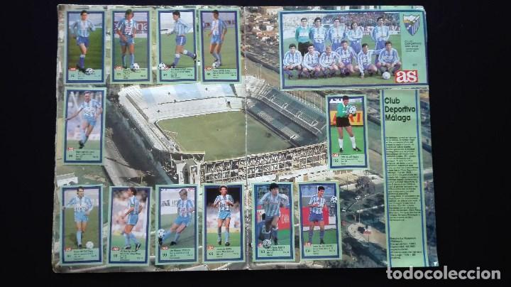Álbum de fútbol completo: ALBUM CROMOS LIGA 89-90 - Foto 10 - 151609346