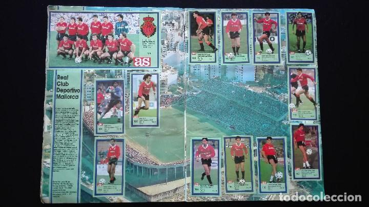 Álbum de fútbol completo: ALBUM CROMOS LIGA 89-90 - Foto 11 - 151609346