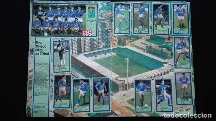 Álbum de fútbol completo: ALBUM CROMOS LIGA 89-90 - Foto 14 - 151609346