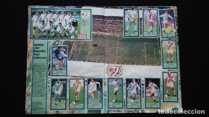 Álbum de fútbol completo: ALBUM CROMOS LIGA 89-90 - Foto 15 - 151609346