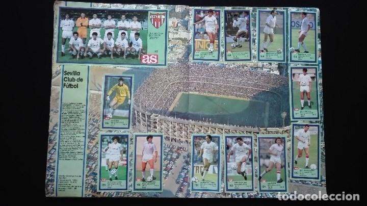 Álbum de fútbol completo: ALBUM CROMOS LIGA 89-90 - Foto 18 - 151609346