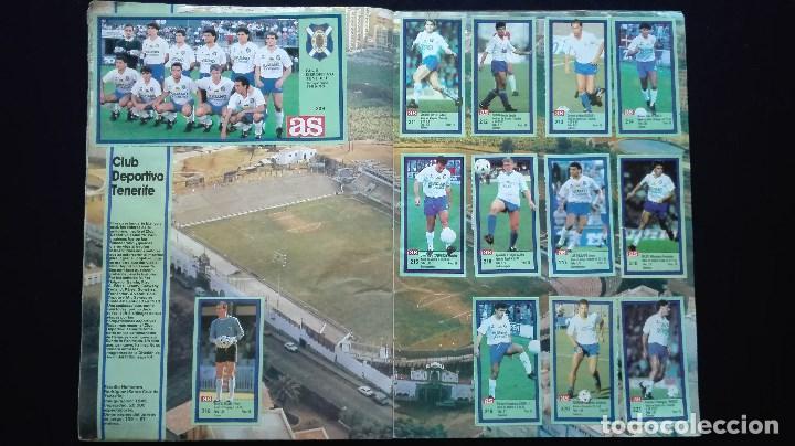 Álbum de fútbol completo: ALBUM CROMOS LIGA 89-90 - Foto 20 - 151609346