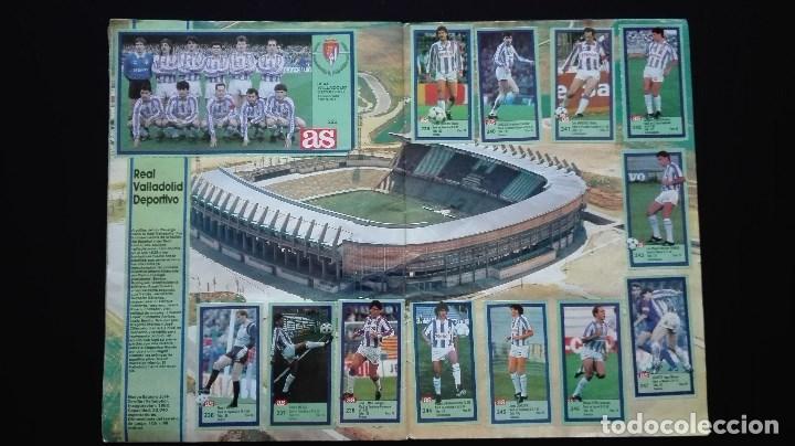 Álbum de fútbol completo: ALBUM CROMOS LIGA 89-90 - Foto 22 - 151609346