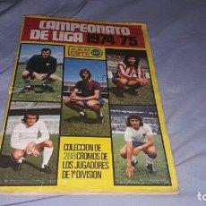 Álbum de fútbol completo: EN VENTA TODO LO QUE TENGO EN MI PAGINA,OCACION UNICA. Lote 117665227