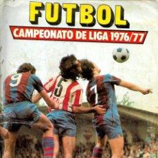 Álbum de fútbol completo: ALBUM ESTE LIGA 76-77 ORIGINAL. Lote 151924246