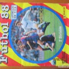 Álbum de fútbol completo: ALBUM DE CROMOS FUTBOL 88. COMPLETO. BUEN ESTADO. PANINI. Lote 151934774