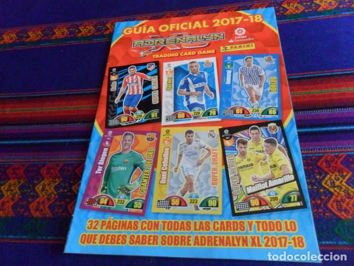 Álbum de fútbol completo: ESTE LIGA 97 98 1997 1998 COMPLETO Y ESTE LIGA 99 1999 2000 COMPLETO. REGALO GUÍA ADRENALYN 17 18. - Foto 2 - 152734470