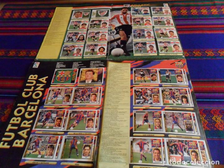 Álbum de fútbol completo: ESTE LIGA 97 98 1997 1998 COMPLETO Y ESTE LIGA 99 1999 2000 COMPLETO. REGALO GUÍA ADRENALYN 17 18. - Foto 4 - 152734470