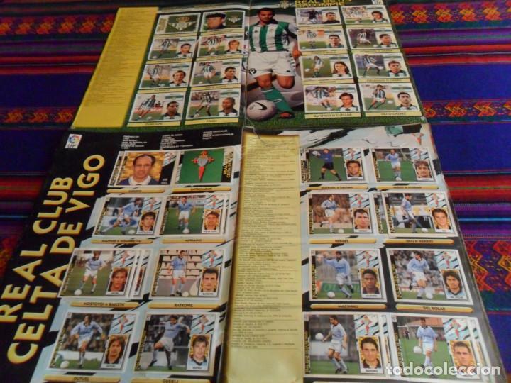 Álbum de fútbol completo: ESTE LIGA 97 98 1997 1998 COMPLETO Y ESTE LIGA 99 1999 2000 COMPLETO. REGALO GUÍA ADRENALYN 17 18. - Foto 6 - 152734470