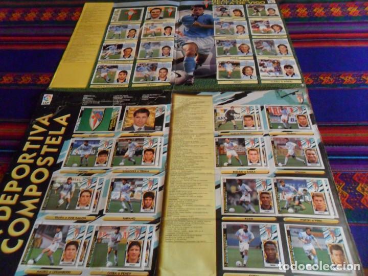 Álbum de fútbol completo: ESTE LIGA 97 98 1997 1998 COMPLETO Y ESTE LIGA 99 1999 2000 COMPLETO. REGALO GUÍA ADRENALYN 17 18. - Foto 7 - 152734470