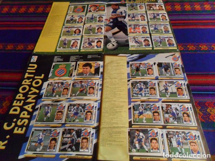 Álbum de fútbol completo: ESTE LIGA 97 98 1997 1998 COMPLETO Y ESTE LIGA 99 1999 2000 COMPLETO. REGALO GUÍA ADRENALYN 17 18. - Foto 9 - 152734470