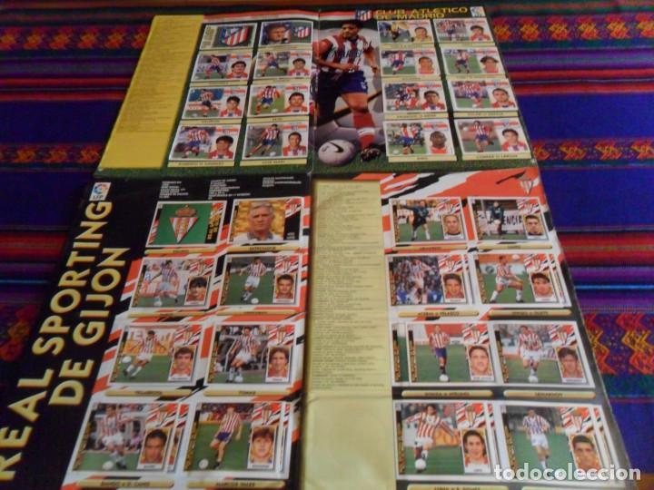 Álbum de fútbol completo: ESTE LIGA 97 98 1997 1998 COMPLETO Y ESTE LIGA 99 1999 2000 COMPLETO. REGALO GUÍA ADRENALYN 17 18. - Foto 10 - 152734470