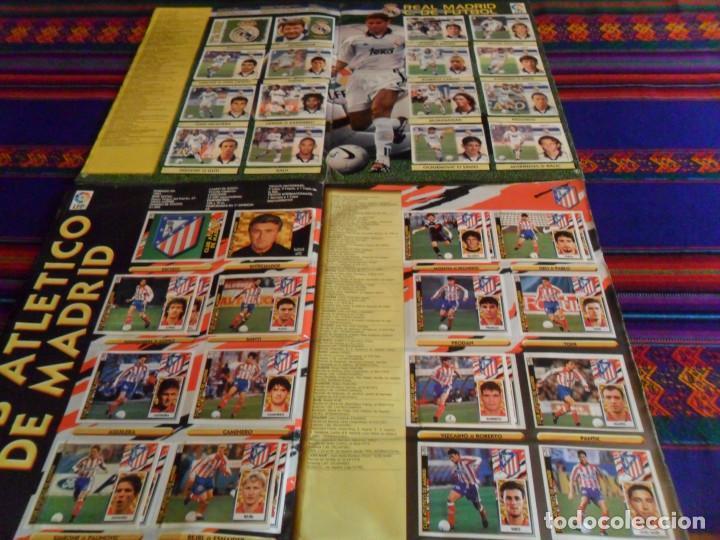 Álbum de fútbol completo: ESTE LIGA 97 98 1997 1998 COMPLETO Y ESTE LIGA 99 1999 2000 COMPLETO. REGALO GUÍA ADRENALYN 17 18. - Foto 11 - 152734470