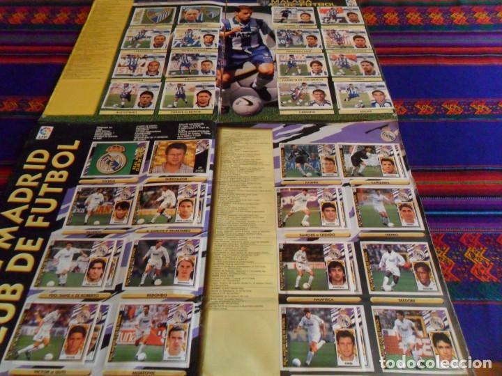 Álbum de fútbol completo: ESTE LIGA 97 98 1997 1998 COMPLETO Y ESTE LIGA 99 1999 2000 COMPLETO. REGALO GUÍA ADRENALYN 17 18. - Foto 12 - 152734470