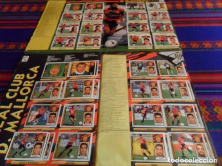 Álbum de fútbol completo: ESTE LIGA 97 98 1997 1998 COMPLETO Y ESTE LIGA 99 1999 2000 COMPLETO. REGALO GUÍA ADRENALYN 17 18. - Foto 13 - 152734470