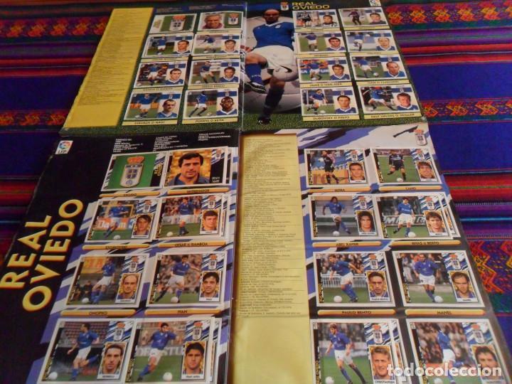 Álbum de fútbol completo: ESTE LIGA 97 98 1997 1998 COMPLETO Y ESTE LIGA 99 1999 2000 COMPLETO. REGALO GUÍA ADRENALYN 17 18. - Foto 15 - 152734470
