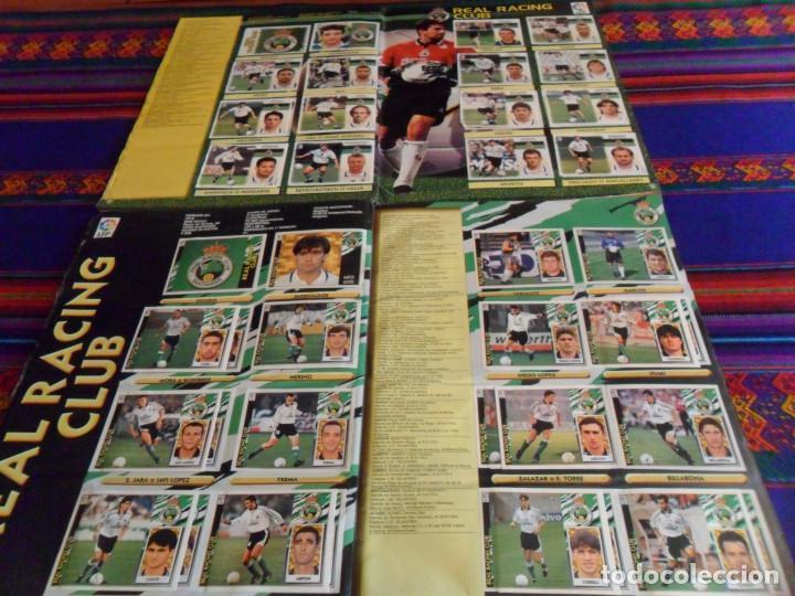 Álbum de fútbol completo: ESTE LIGA 97 98 1997 1998 COMPLETO Y ESTE LIGA 99 1999 2000 COMPLETO. REGALO GUÍA ADRENALYN 17 18. - Foto 16 - 152734470