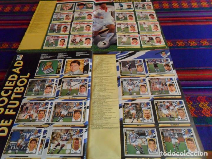 Álbum de fútbol completo: ESTE LIGA 97 98 1997 1998 COMPLETO Y ESTE LIGA 99 1999 2000 COMPLETO. REGALO GUÍA ADRENALYN 17 18. - Foto 18 - 152734470