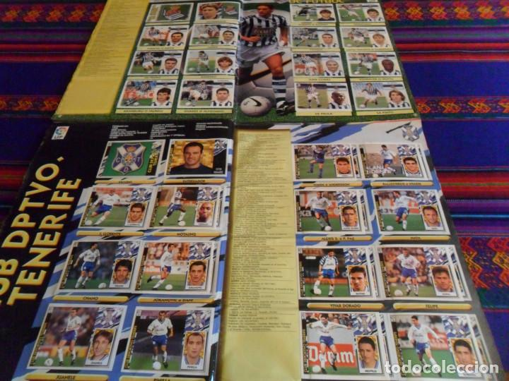 Álbum de fútbol completo: ESTE LIGA 97 98 1997 1998 COMPLETO Y ESTE LIGA 99 1999 2000 COMPLETO. REGALO GUÍA ADRENALYN 17 18. - Foto 19 - 152734470